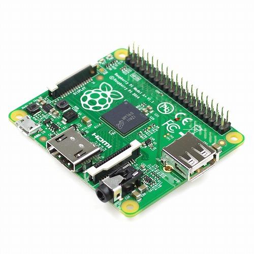 Raspberry Pi Model A+(Element14製)--販売終了