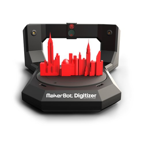 MakerBot Digitizer Desktop 3D Scanner--販売終了