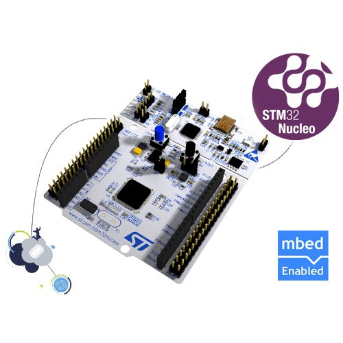 ST Nucleo Board STM32F334R8T6