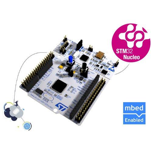 ST Nucleo Board STM32F411RET6