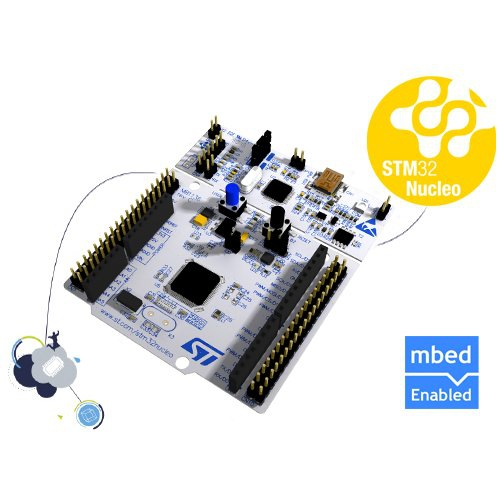 ST Nucleo Board STM32F091RCT6
