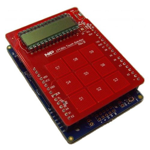 LPC82x Touch Solution