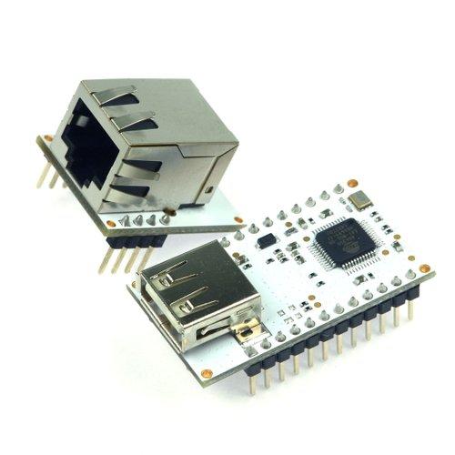 Linino ONE 有線LAN・USBホスト機能拡張キット--在庫限り