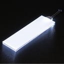 白色バックライトモジュール(Mサイズ: 23×75mm)