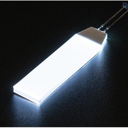白色バックライトモジュール(Sサイズ: 12×40mm)