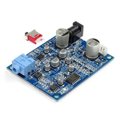 Amp board kit for Super directional ultrasonic speaker