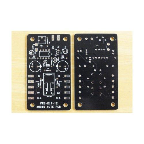 オーディオミュート基板 PRE-KIT-12