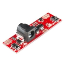 ブレッドボード用電源ボード5V/3.3V切り替え式