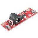 ブレッドボード用電源ボード3.3V/1.8V切り替え式