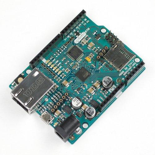Arduino Leonardo Ethernet--在庫限り