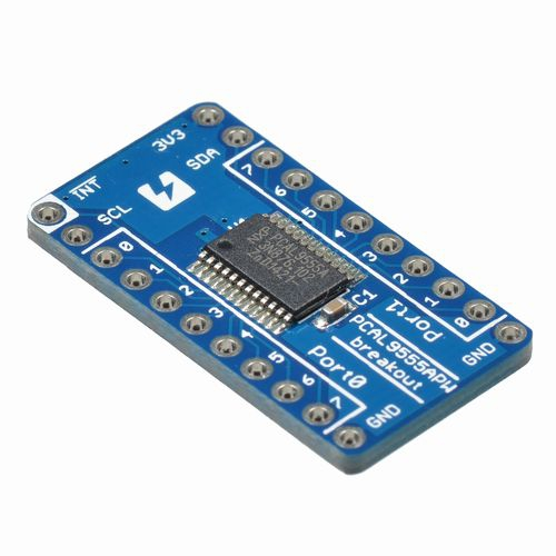 PCAL9555APW I2C GPIOエクスパンダ
