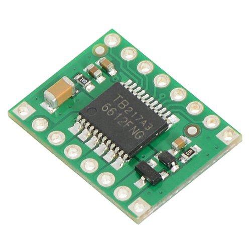デュアルモータードライバTB6612FNG(連続最大1A)