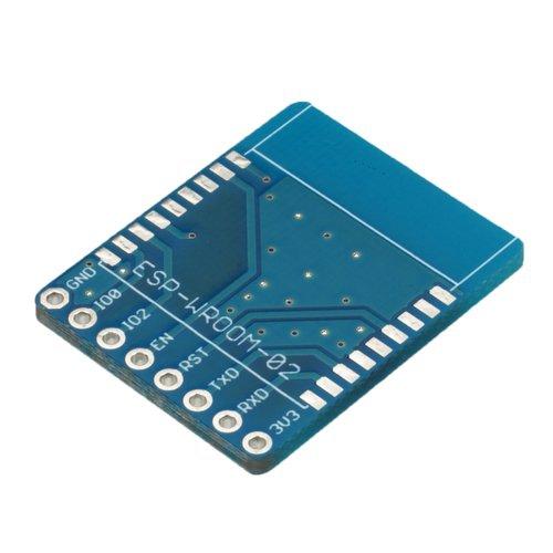 ESP-WROOM-02ピッチ変換用基板《シンプル版》 (基板のみ)