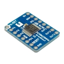 PCA9629APW stepping motor driver breakout board