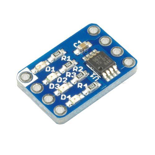 PCA9632DP1 I2C 4ch LEDドライバ基板