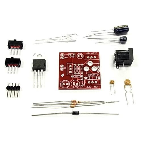SparkFunブレッドボード用電源ボード(キット)--在庫限り