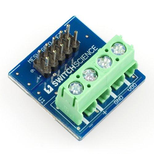 MESH GPIOブロック用FETボード