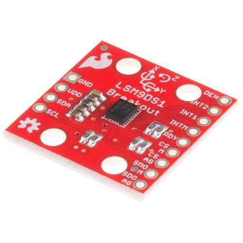 LSM9DS1搭載 IMU Breakout(9DOF)