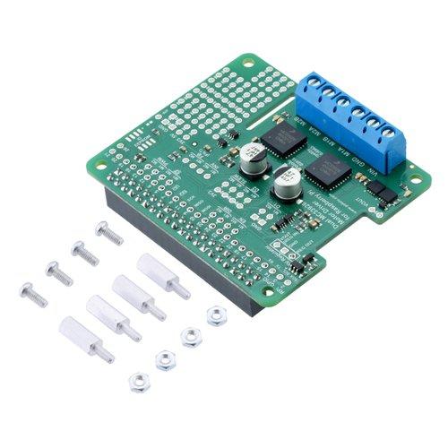 MC33926搭載デュアルモータードライバ for Raspberry Pi