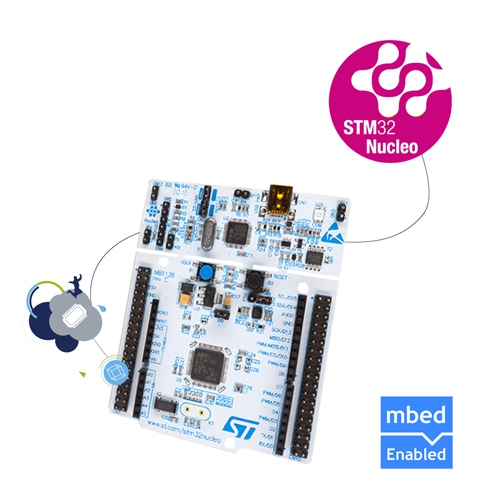 ST Nucleo Board STM32F446RET6