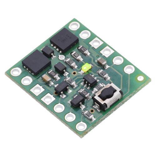小型プッシュ電源スイッチ(4.5 V~40 V)
