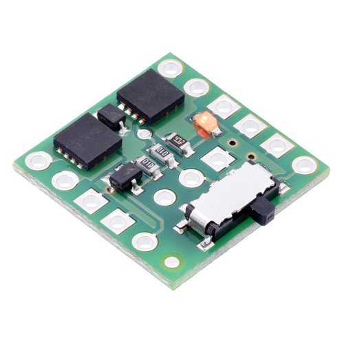 小型スライド電源スイッチ(2 V~20 V)