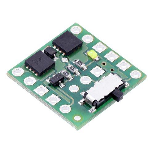 小型スライド電源スイッチ(4.5 V~40 V)