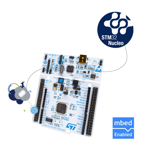 ST Nucleo Board STM32F303RET6