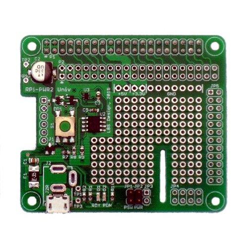 RPi-PWR2 univ-USB