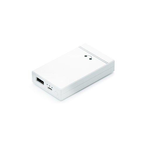 【白色】IoT機器用モバイルバッテリー cheero Canvas 3200mAh