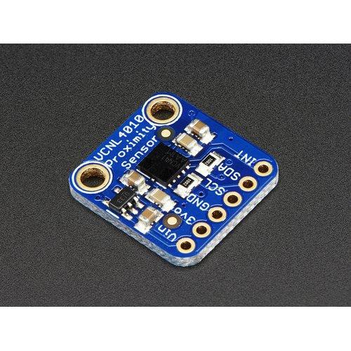 VCNL4010搭載 小型測距/環境光センサ