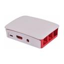Raspberry Pi 3/2/B+ 用オフィシャルケース 赤/白