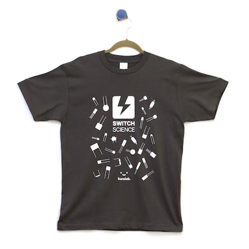 Kuralab.コラボ Tシャツ(L)--在庫限り