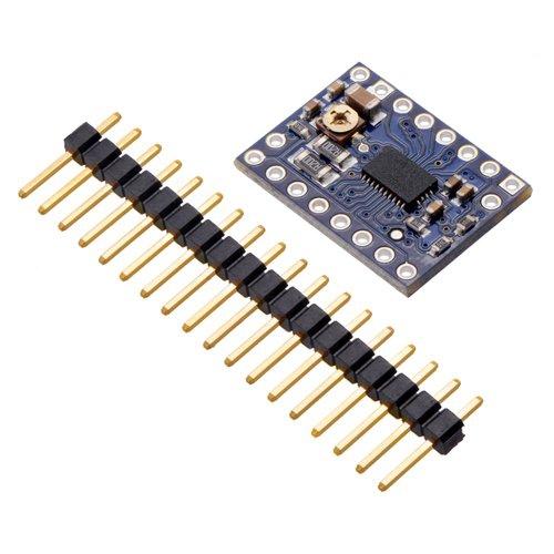 DRV8880搭載ステッピングモータードライバ