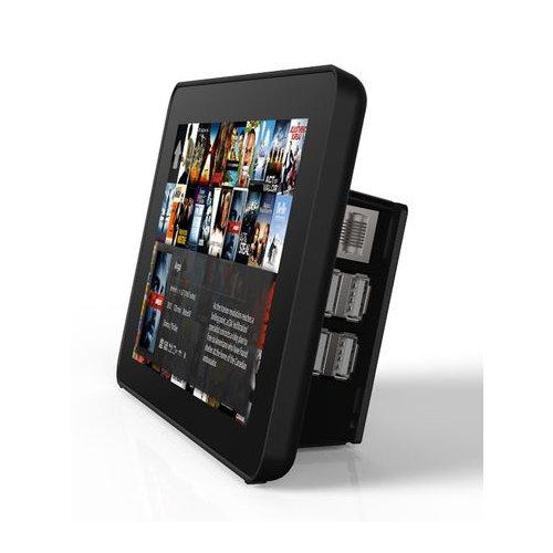 Raspberry Pi & 7インチ タッチスクリーン液晶用ケース(RSコンポーネンツ製)