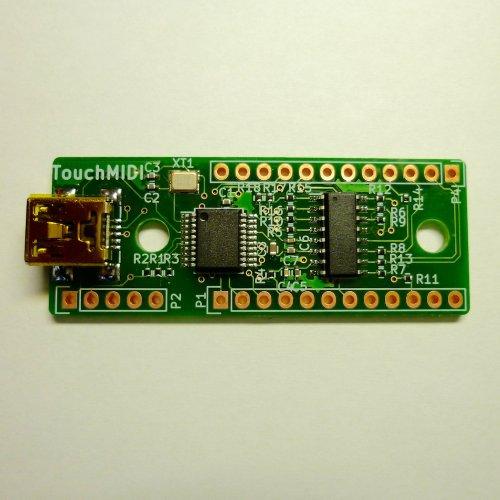 TouchMIDI--販売終了