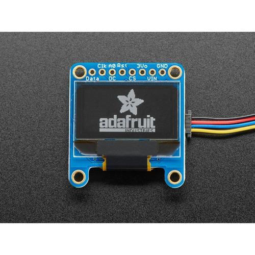 128x64 OLEDモノクロディスプレイ