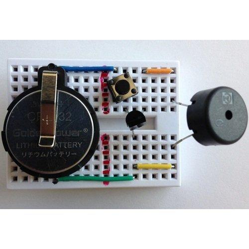 オルゴールを作ろう!~はじめての電子工作~ 小一対象実験工作キット