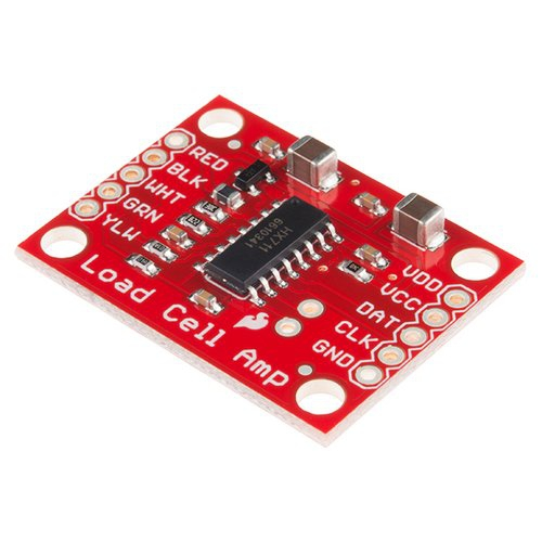HX711搭載 ロードセルアンプモジュール