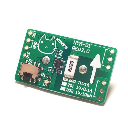 簡易型電流プローブ NYA-01-200 Rev.2.0
