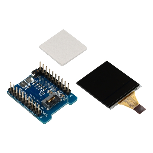 Reflective color LCD shield for ESPr® Developer