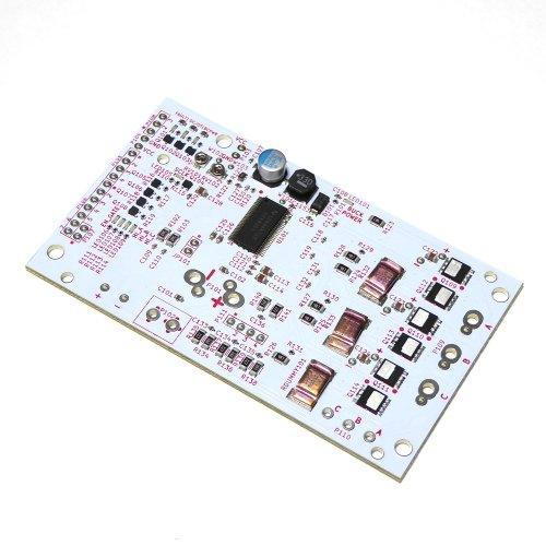 センサレスブラシレスモーター実験基板