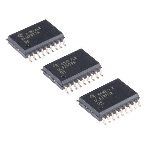 トランジスタアレイ ULN2803(3個パック)