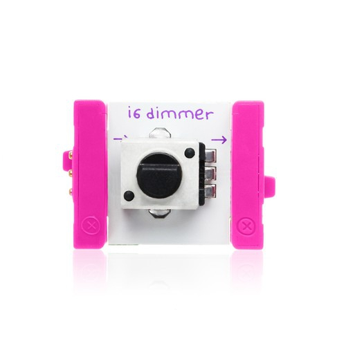 littleBits Dimmer ビットモジュール