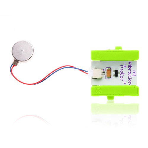 littleBits Vibration Motor ビットモジュール
