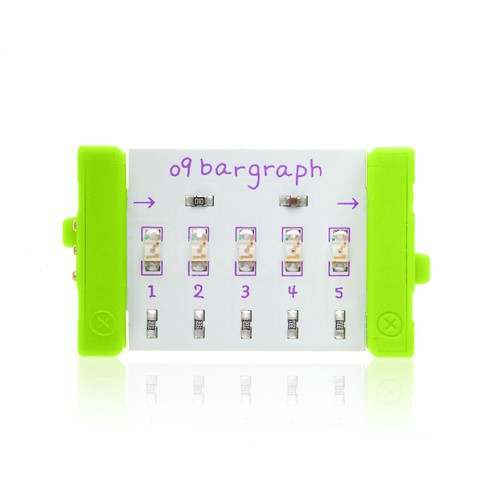 littleBits Bargraph ビットモジュール