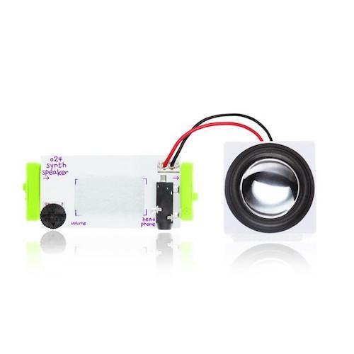 littleBits Synth Speaker ビットモジュール