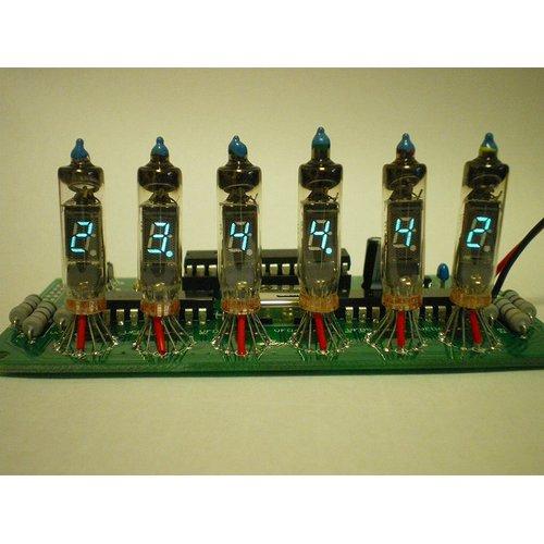 VFD管時計キット CLK-1