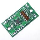 気圧温湿度複合9軸センサ基板