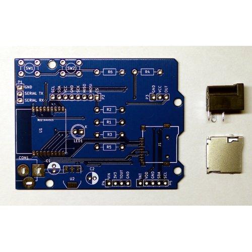 Wi-Fi + カメラ + 照度・モーションセンサ 「ESP-SensorCam」(ミニマムセット)